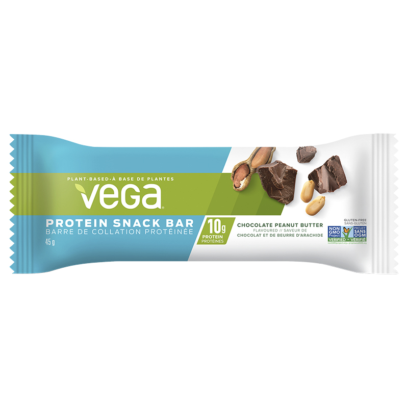 Vega Protein Snack Bar - Chocolate Peanut Butter - 45g