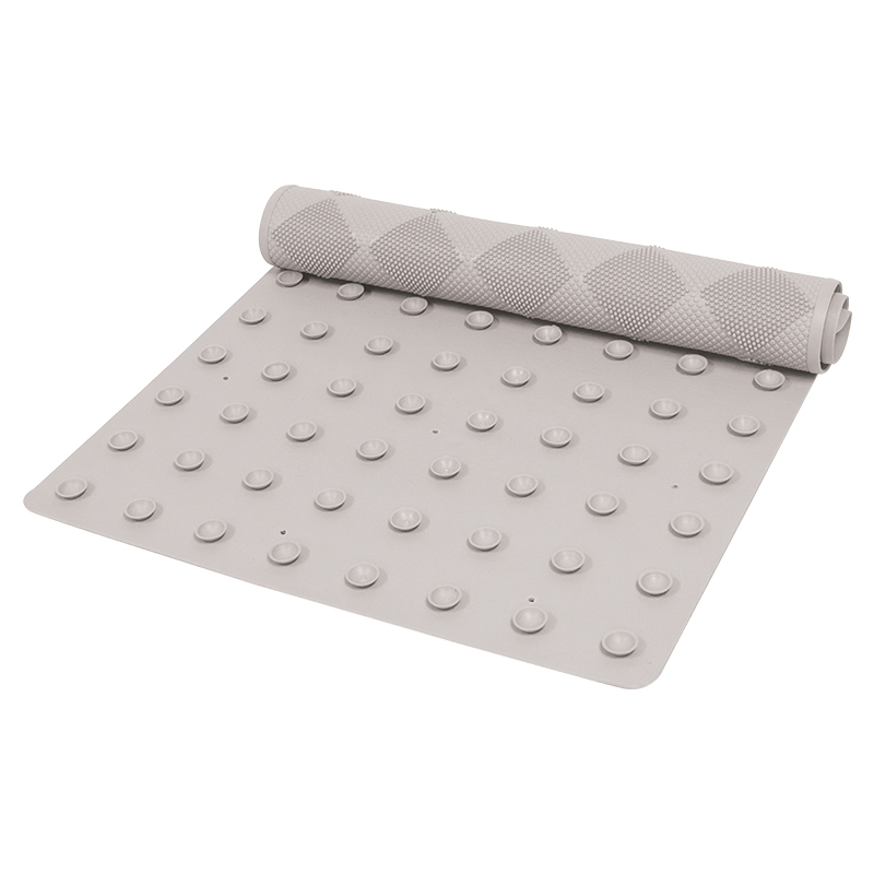 Bios Non-Slip Bath Mat - Grey - 59041