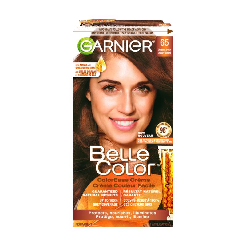 Garnier Belle Color Haircolour 65 Chestnut Brown London Drugs