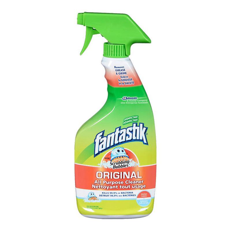 Fantastik Antibacterial Cleaner Trigger - Original - 650ml