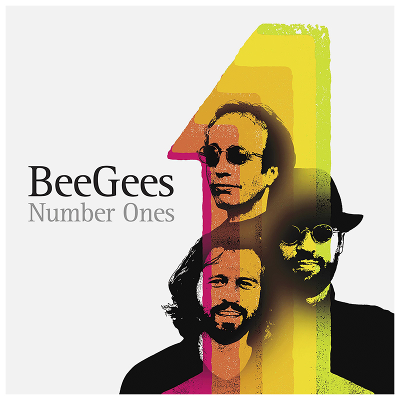 Bee Gees - Number Ones - CD