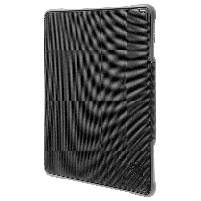 STM Dux Plus Case for iPad Pro 10.5 - Black - STM-222-165JV-01