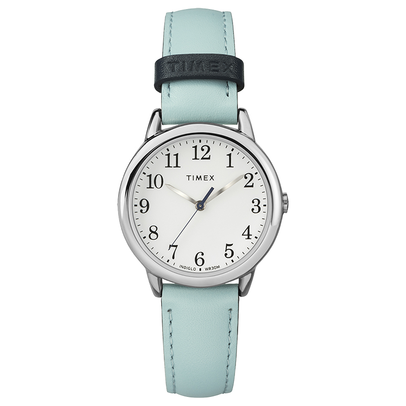 Timex Women's Mid Easy Reader Watch - Blue - TW2R62900GP