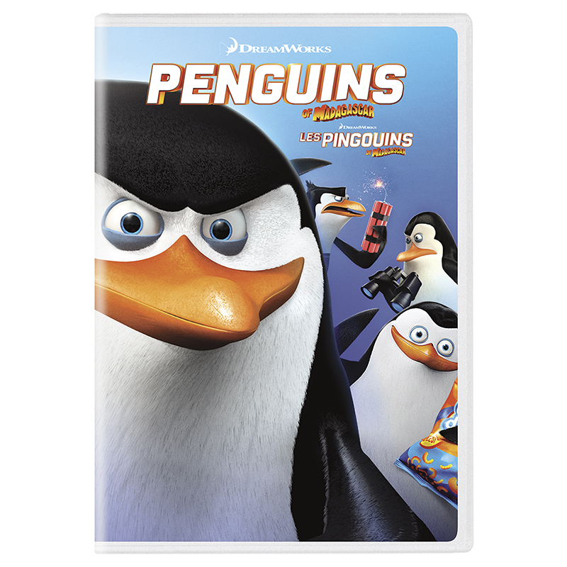 Penguins of Madagascar - DVD