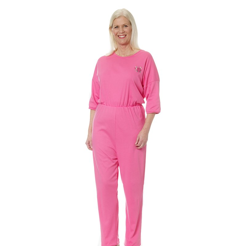 Silvert's Women's Secure Anti-Strip Jumpsuit - Small - 3XL