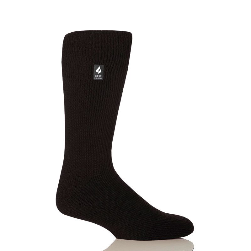 Heat Holder Men's Socks - Black