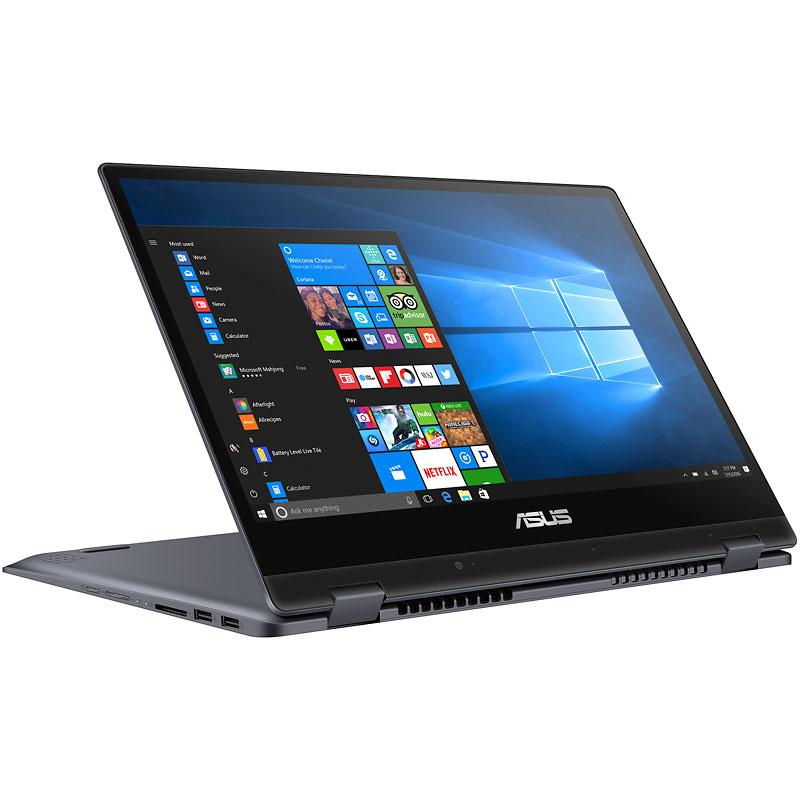 Asus VivoBook Flip 14 TP412FA Notebook - Touchscreen - 14 Inch ...