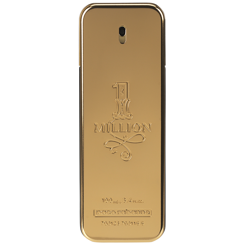 Paco Rabanne 1 Million Eau de Toilette Spray - 100ml