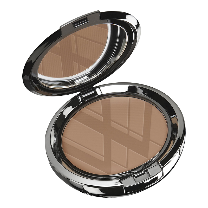Lise Watier Teint Multi-Fini Compact Foundation - Bisque