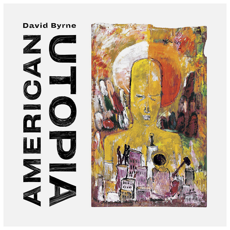 David Byrne - American Utopia - CD
