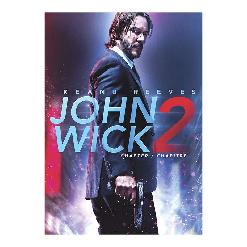 John Wick: Chapter 2 - DVD