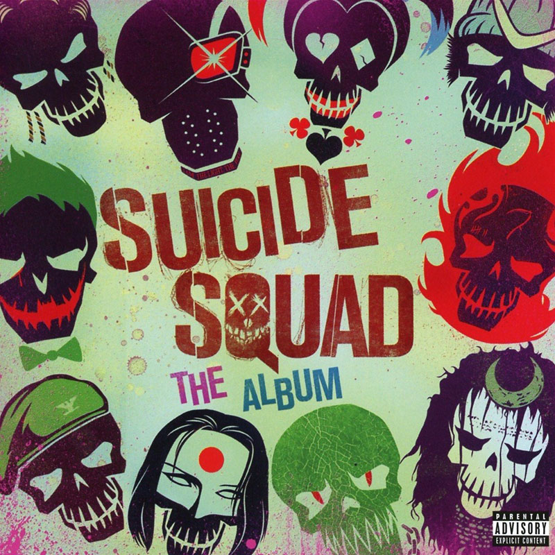 Soundtrack - Suicide Squad: The Album - CD