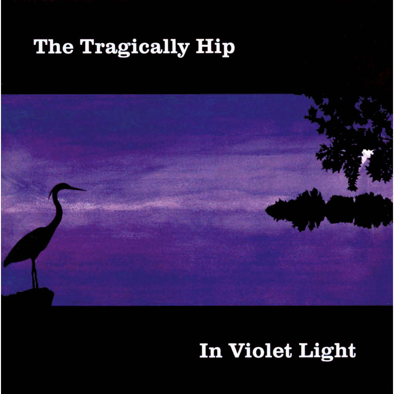 The Tragically Hip - In Violet Light - CD