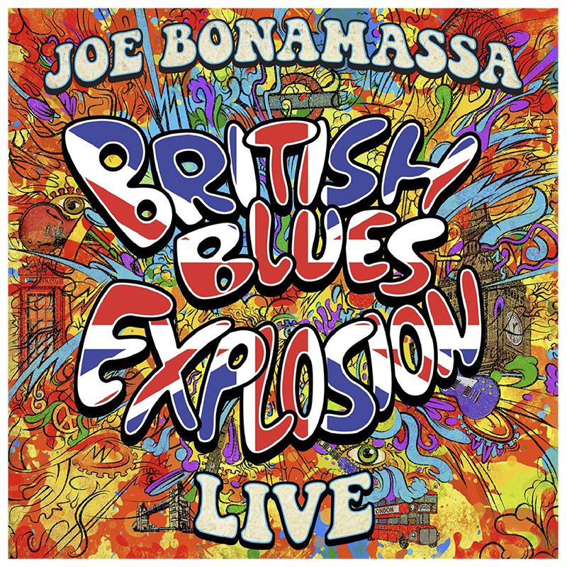 Joe Bonamassa - British Blues Explosion Live - 2 CD