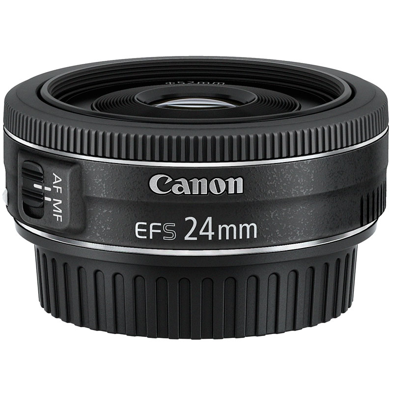 Canon EF-S 24MM F/2.8 STM - 9522B002