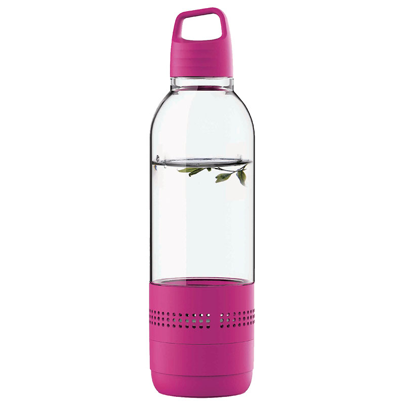 Sylvania Water Bottle Speaker - Purple - SP650PURPLE