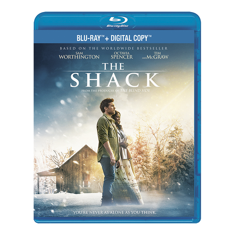 The Shack - Blu-ray