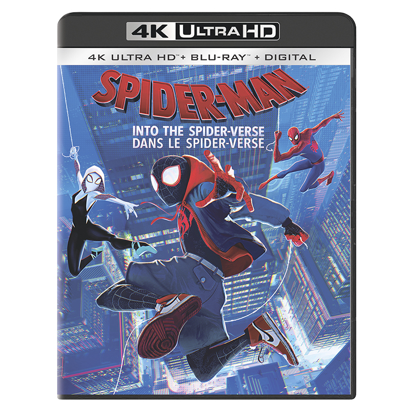 Spider-Man: Into the Spider-Verse - 4K UHD Blu-ray