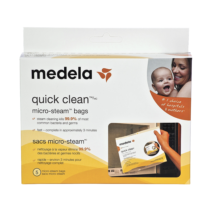Medela Quick Cleaning Bags - 27026