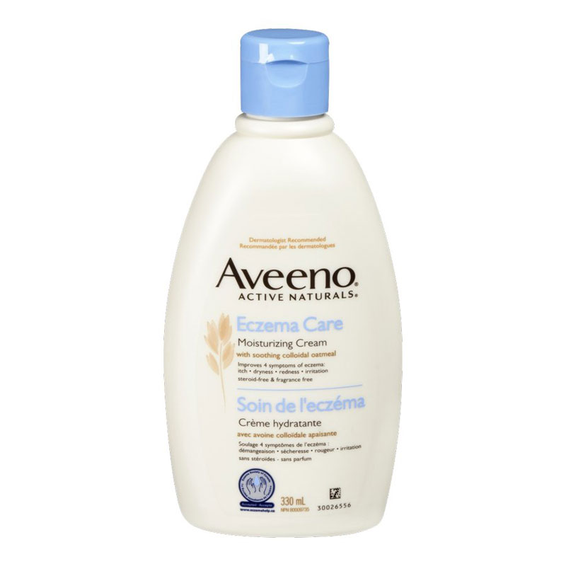 Aveeno Eczema Care Moisturizing Cream - 330ml
