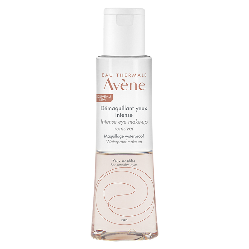 Avene Intense Eye Make-Up Remover - 125ml
