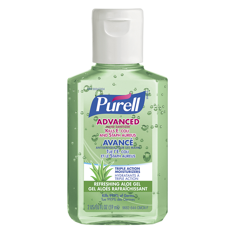 Purell Hand Sanitizer with Aloe Squeeze Bottle