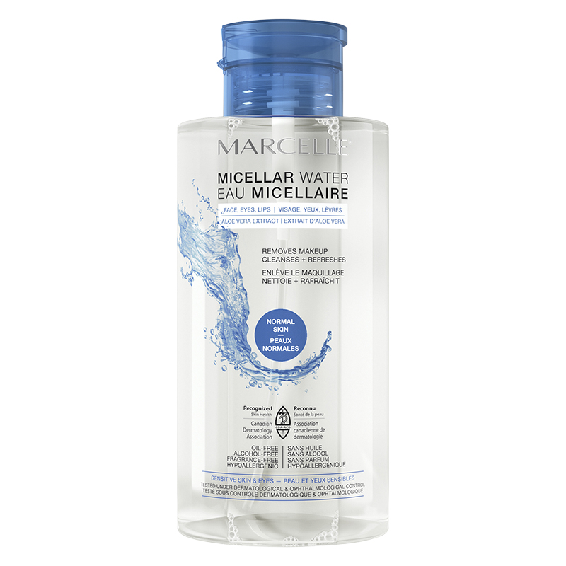 Marcelle Micellar Water - Normal Skin - 400ml