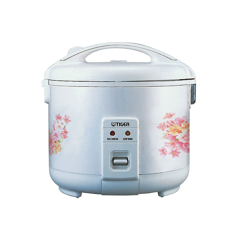 Tiger Rice Cooker - 5.5 Cups - JNP-1000