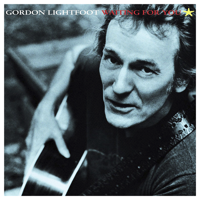 Gordon Lightfoot - Waiting For You - CD