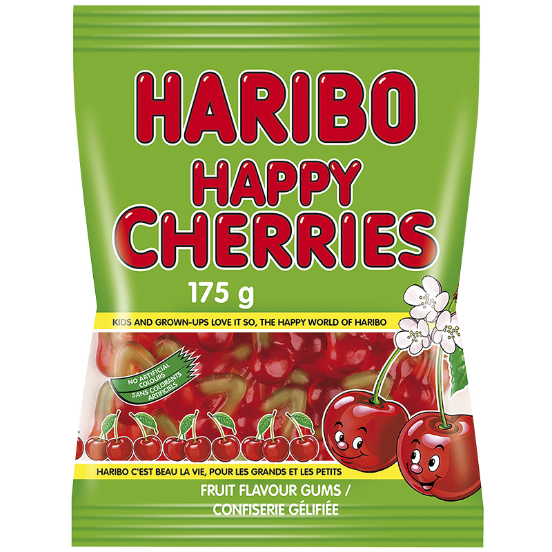 Haribo Happy Cherries - 175g