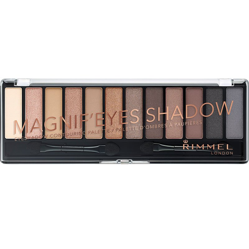 Rimmel Magnif'Eyes Shadow Palette - Keep Calm and Wear Gold