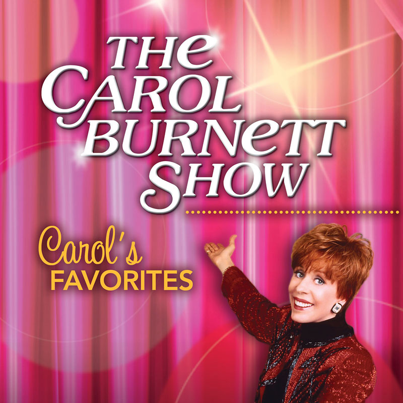 The Carol Burnett Show - DVD