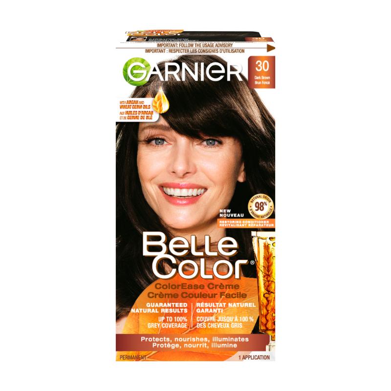 Garnier Belle Color Haircolour 30 Dark Brown
