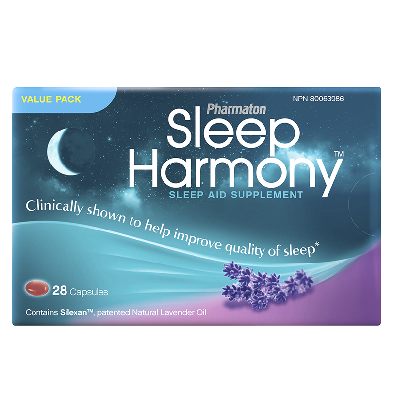 Pharmaton Sleep Harmony Sleep Aid Supplement - 28's