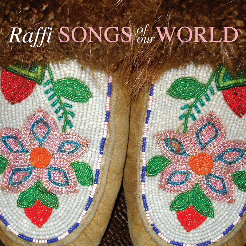 Raffi - Songs Of The World - CD