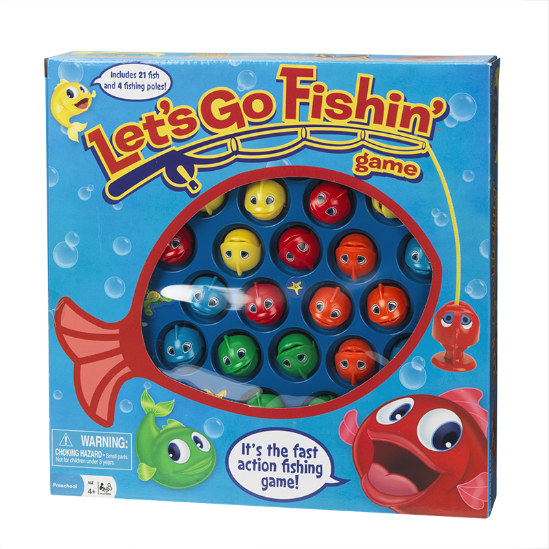 Let's Go Fishin' Game