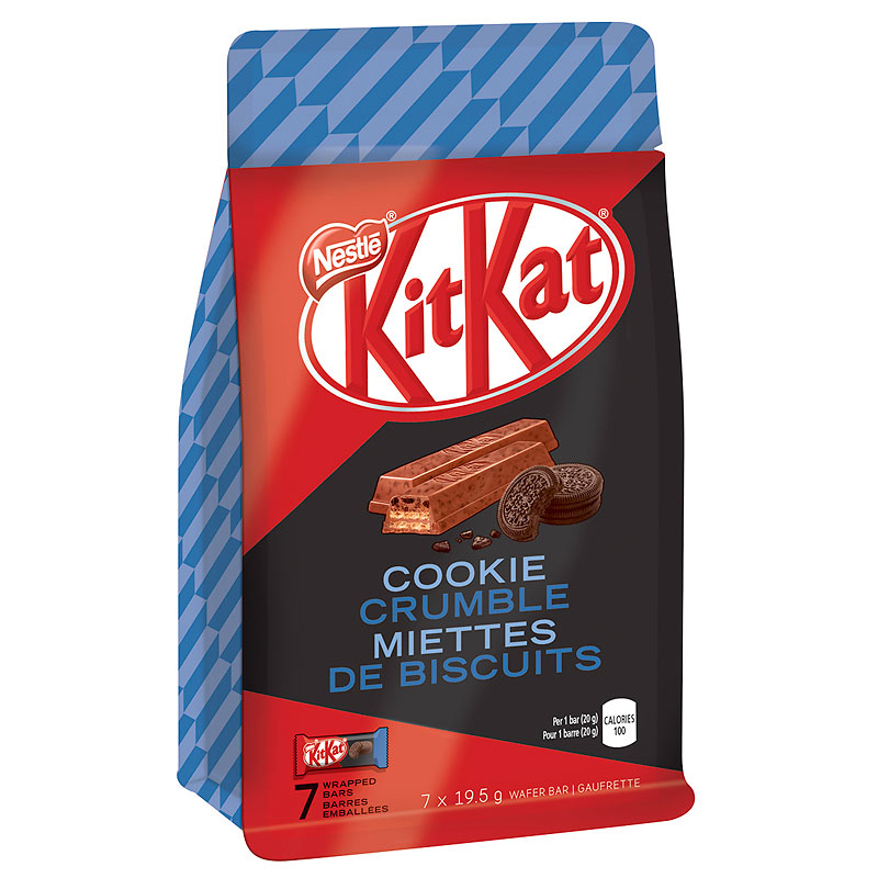 Kit Kat - Cookie Crumble - 7 pack