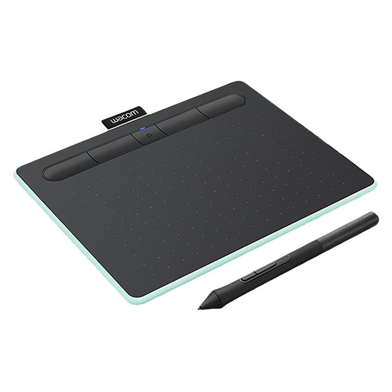 Wacom Intuos Drawing Tablet - Medium - Pistachio Green - CTL6100WLE0