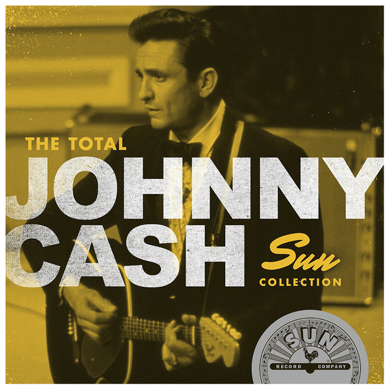 Johnny Cash - The Total Sun Collection - 2 CD