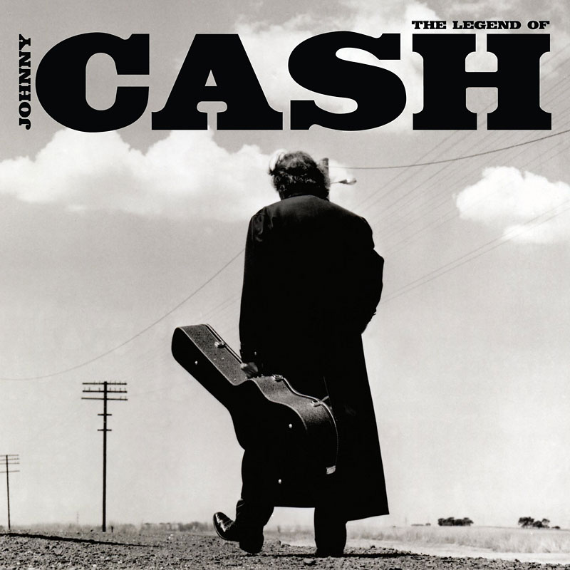 Johnny Cash - The Legend Of Johnny Cash - CD