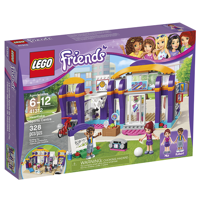 LEGO® Friends - Heartlake Sports Center