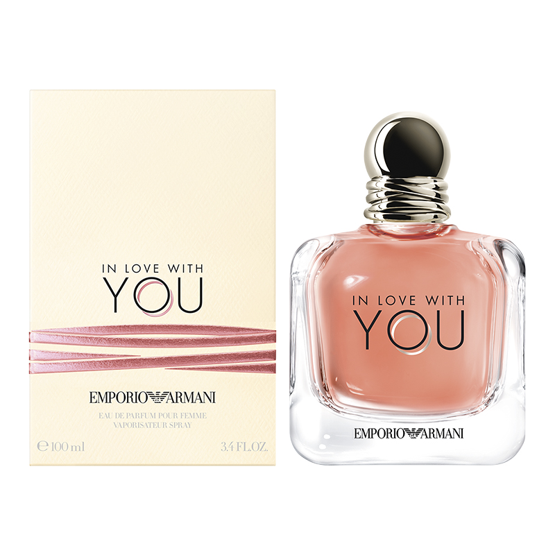 Emporio Armani In Love With You Eau de Parfum - 100ml
