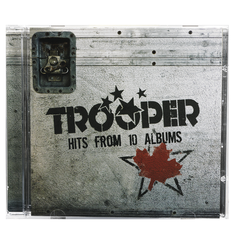 Trooper - Hits From 10 Albums - CD