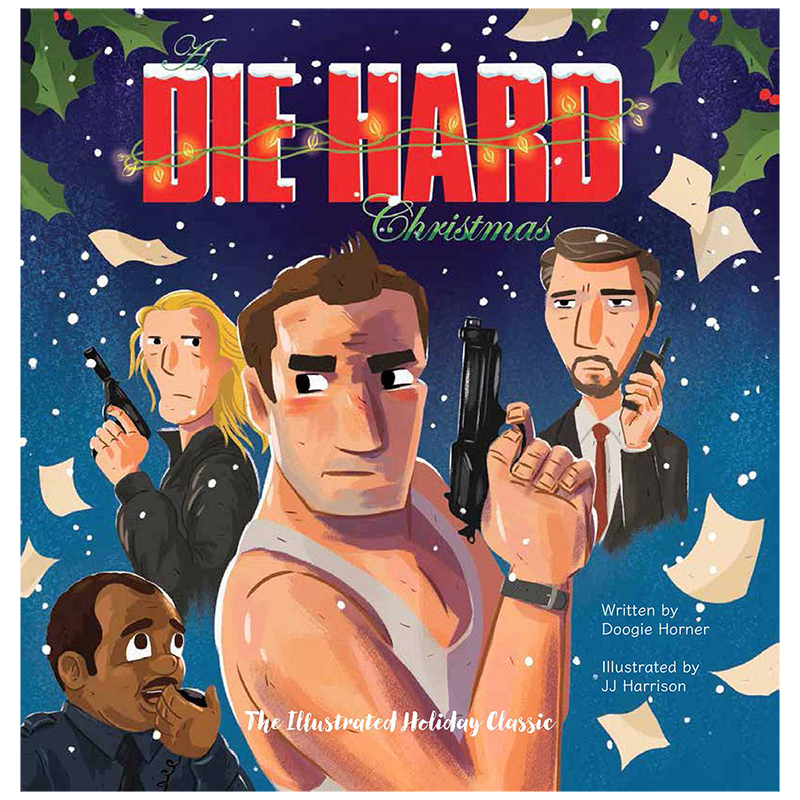 A Die Hard Christmas by Horner & Harrison