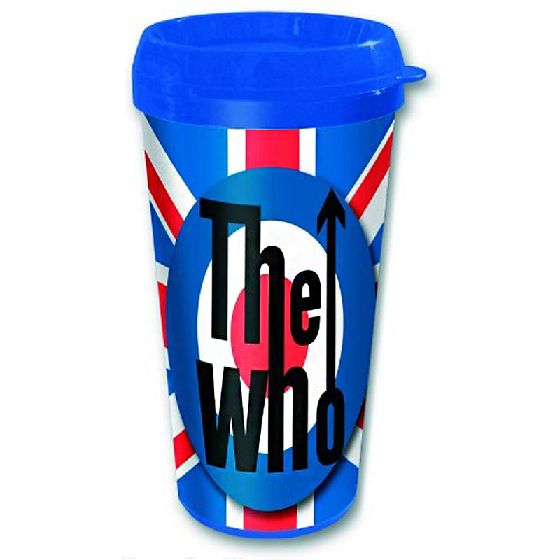 The Who Logo Travel Mug