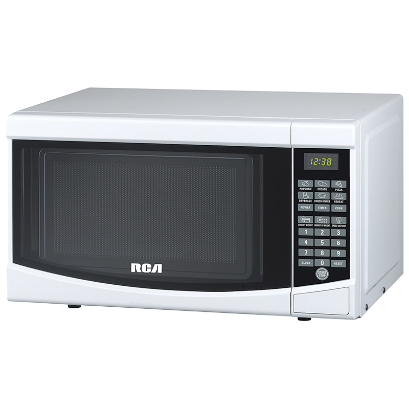RCA 0.7 cu.ft. Microwave - White - RMW733W