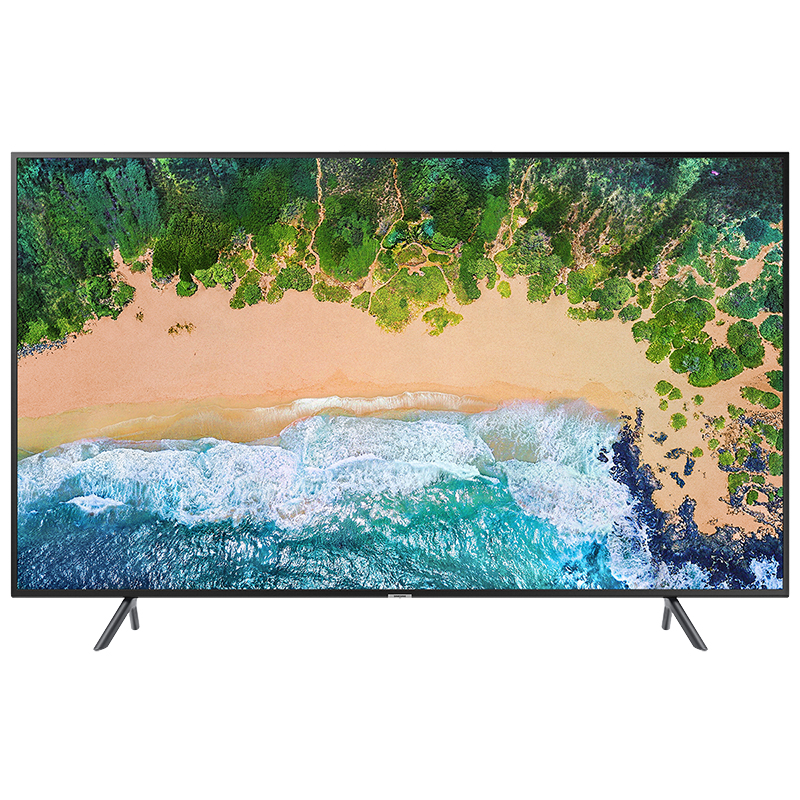 Samsung 40-in 4K UHD Smart TV - UN40NU7100FXZC