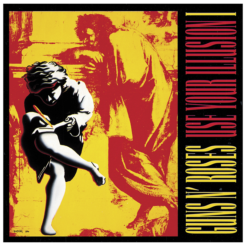 Guns N' Roses - Use Your Illusion I - CD