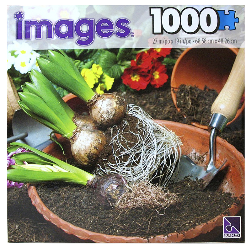 Images Puzzles - 1000 piece - Assorted