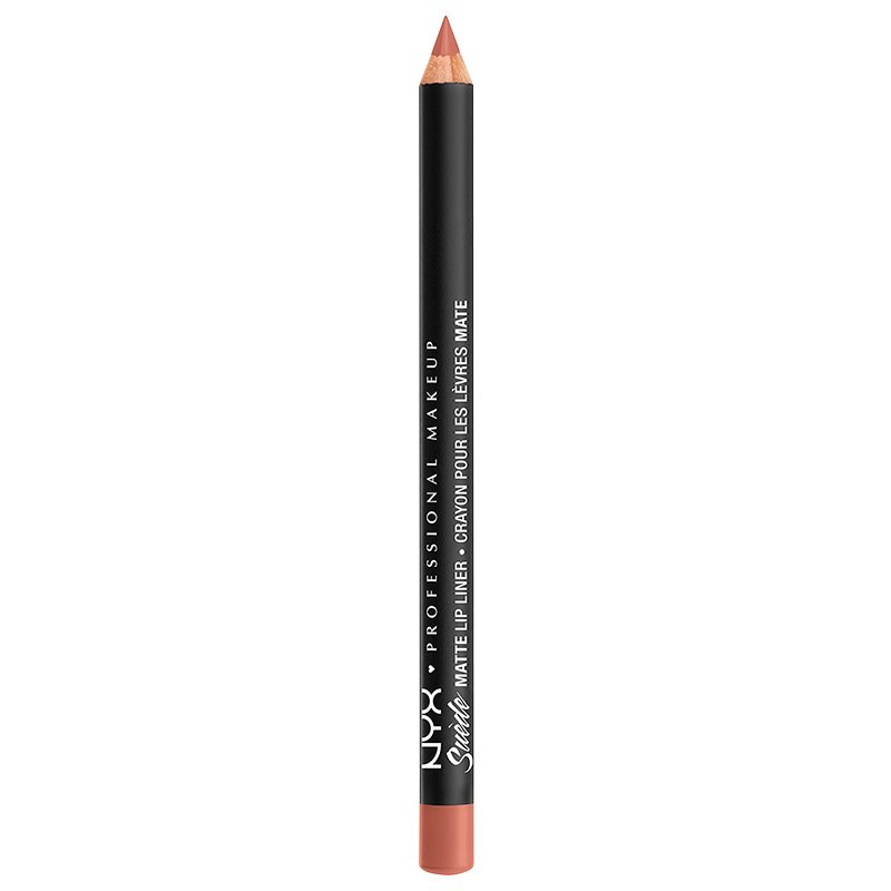 NYX Professional Makeup Suede Matte Lip Liner - Rose the Day